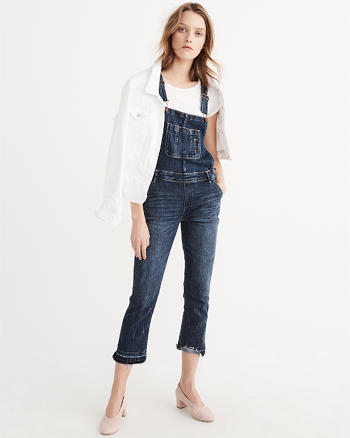 ANF Flare Ankle Overalls
