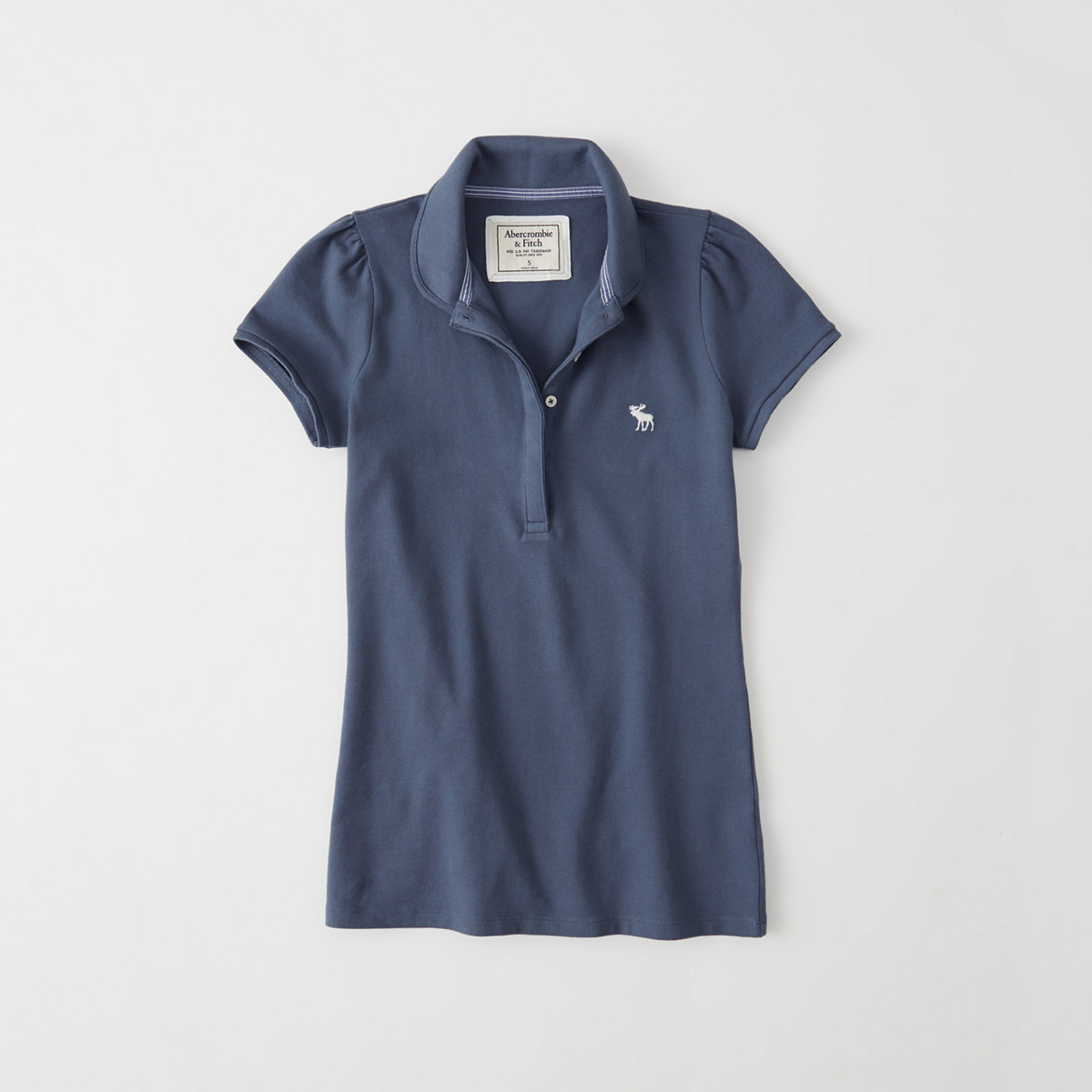 Rounded Collar Polo