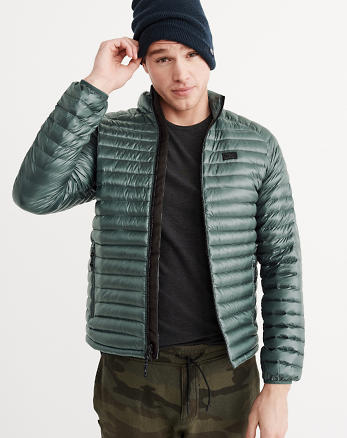 ANF Lightweight Down Jacket