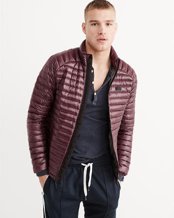 ANF Lightweight Down Jacket
