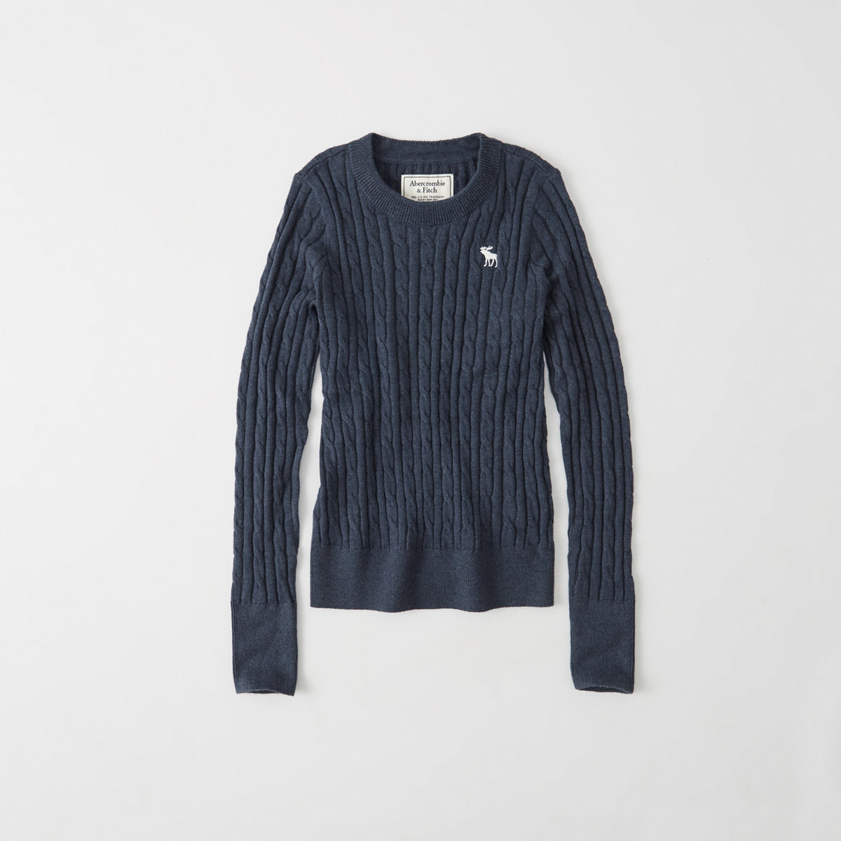 Icon Cable Crew Sweater