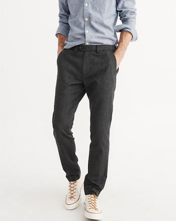 ANF Wool Suit Pants