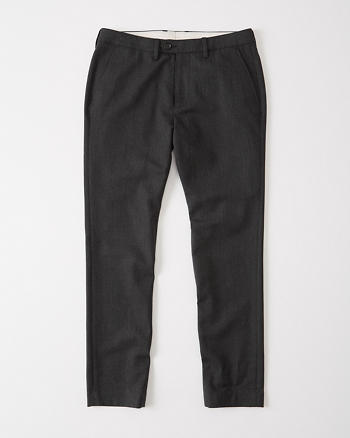 ANF Wool Suit Pants