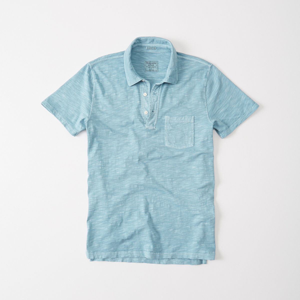 Jersey Pocket Polo