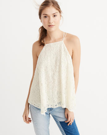 ANF Lace Cami
