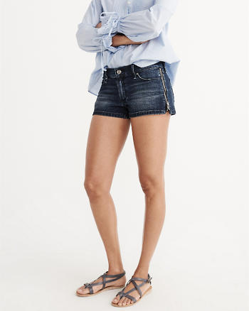 ANF Low Rise Denim Shorts
