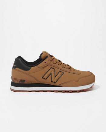 ANF New Balance 515 Winter Stealth Sneakers