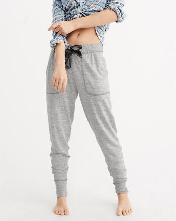 ANF Cozy Knit Joggers
