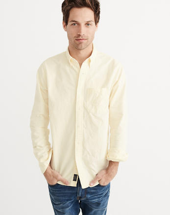ANF Oxford Shirt
