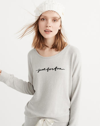 ANF Cozy Crew Sweatshirt