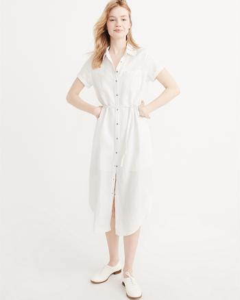 ANF Midi Shirtdress