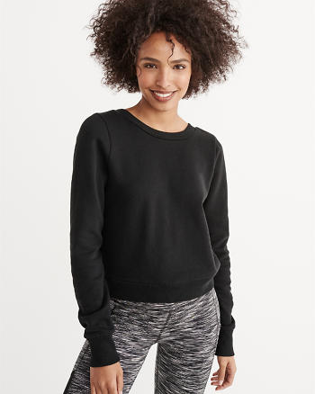 ANF Strappy Back Crew Sweatshirt
