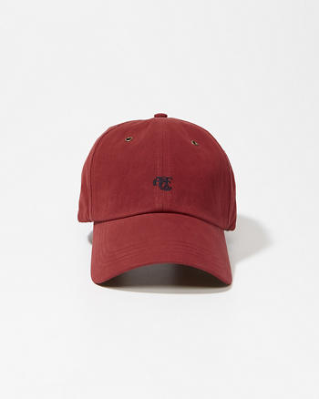 ANF Waxed Cotton Nylon Cap