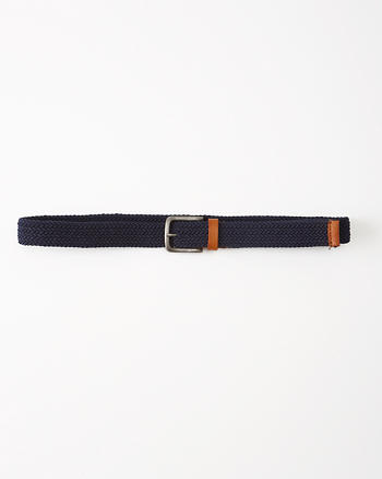 ANF Woven Stretch Belt