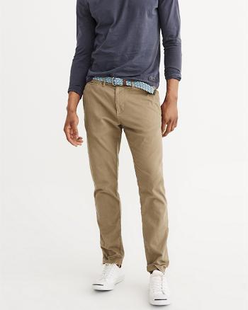 ANF Athletic Skinny Chino Pants