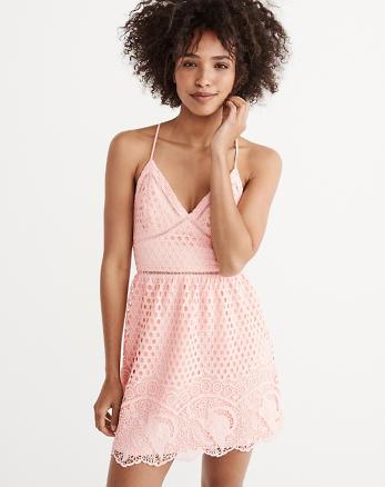 ANF Lace Dress