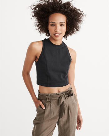 ANF Scuba Cropped Top