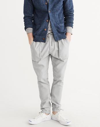 ANF Utility Pants