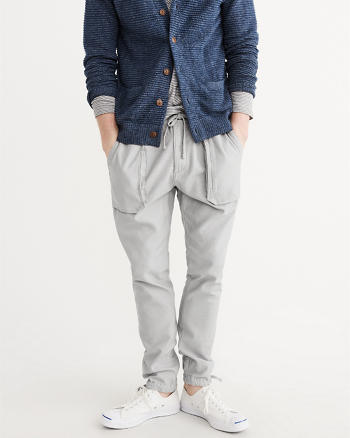 ANF Utility Pants