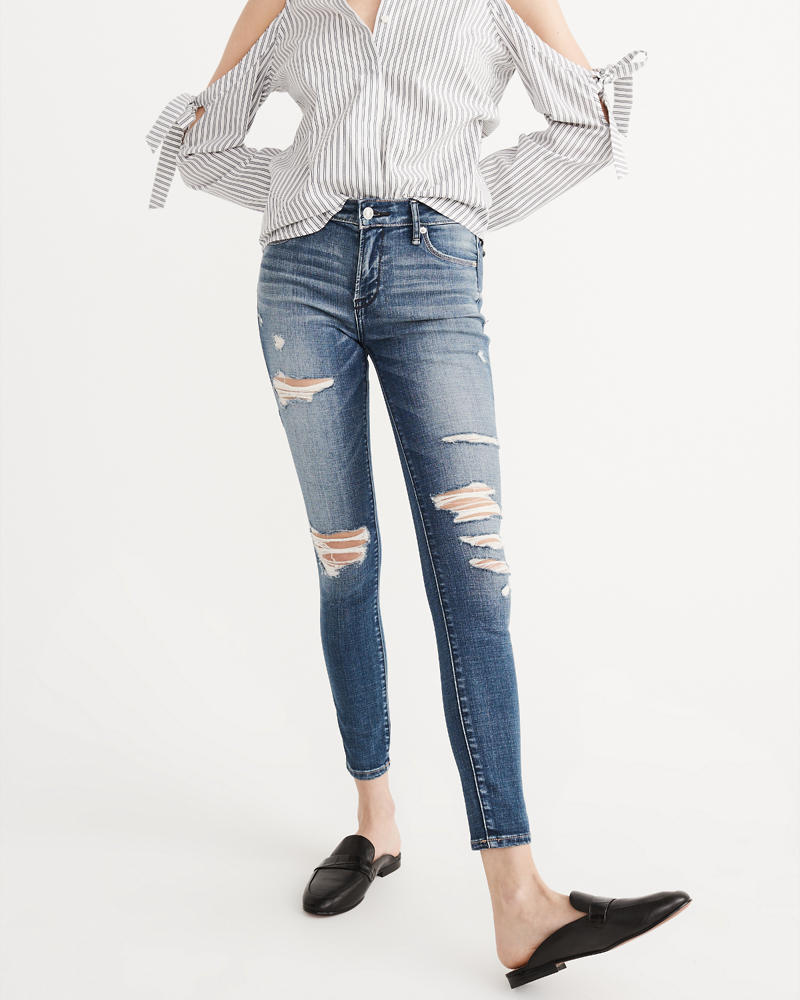Womens Jeans | Abercrombie &amp Fitch