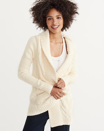 ANF Cable Cardigan