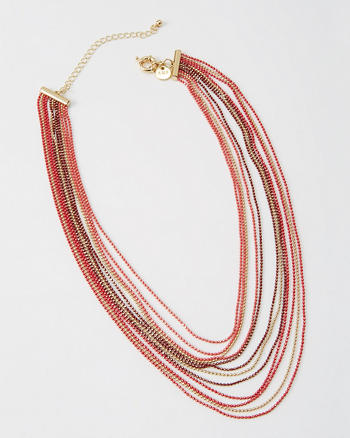 ANF Layered Necklace