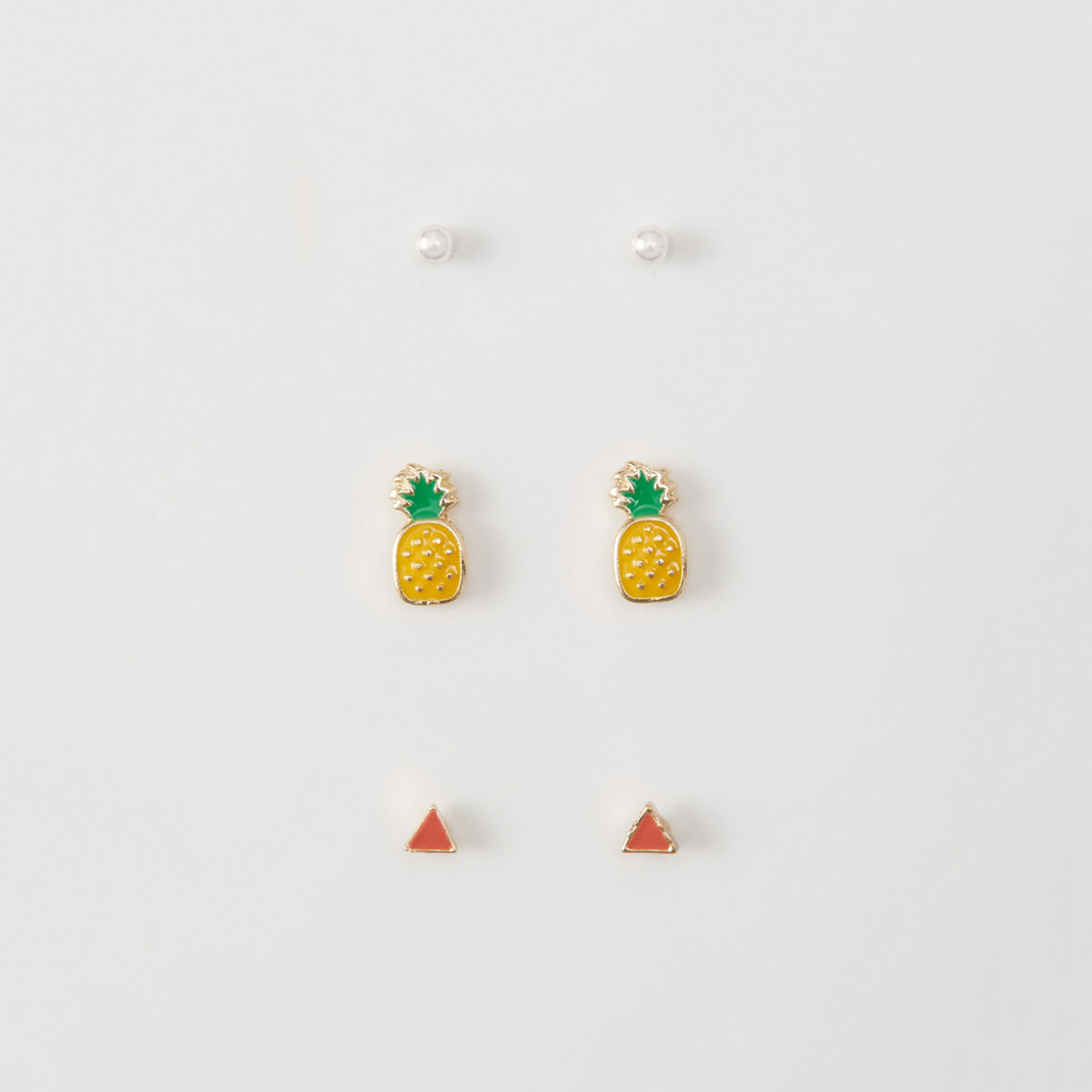 Pineapple Earring Pack
