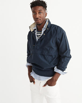 ANF Popover Jacket