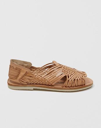 ANF Chamula Chichen Huarache Sandal