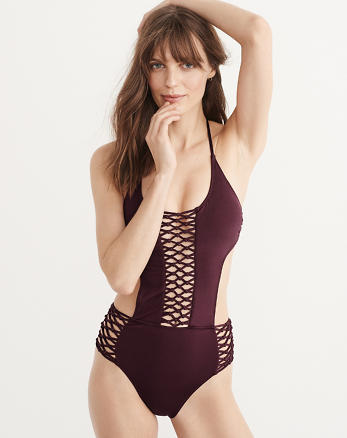 ANF Macrame One Piece