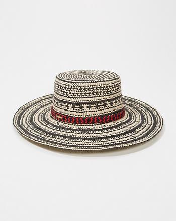 ANF Straw Hat