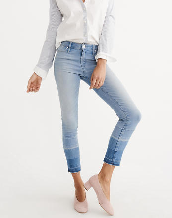 ANF Ankle Jeans