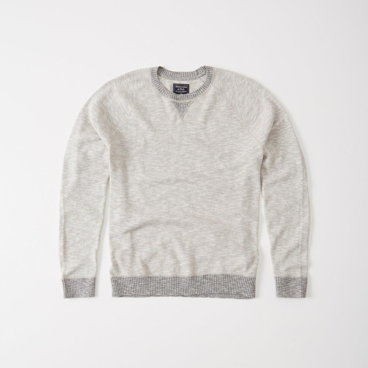 Athletic Crew Sweater