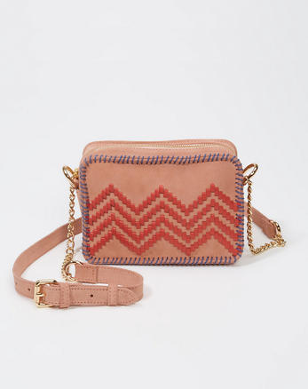 ANF Stitched Crossbody Bag