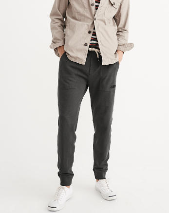 ANF Utility Joggers