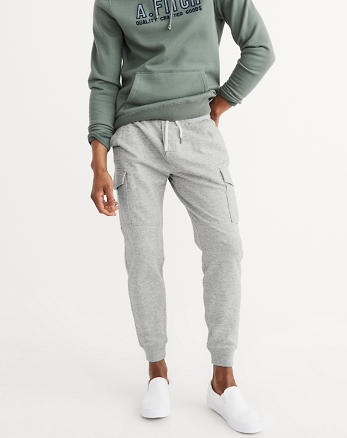 ANF Cargo Joggers