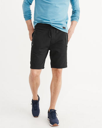ANF Sport Fleece Shorts