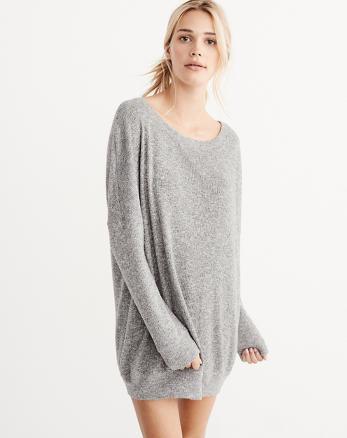 ANF Cozy Sweater Dress