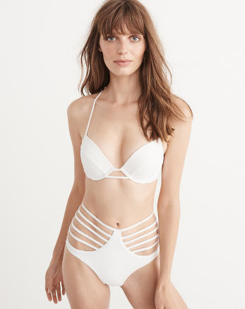 ANF Strappy Push-Up Top