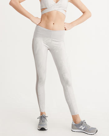 ANF Active High Rise Leggings