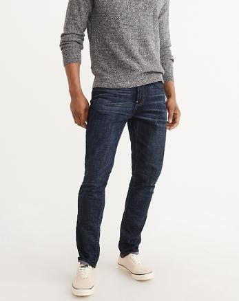 ANF Athletic Slim Jeans