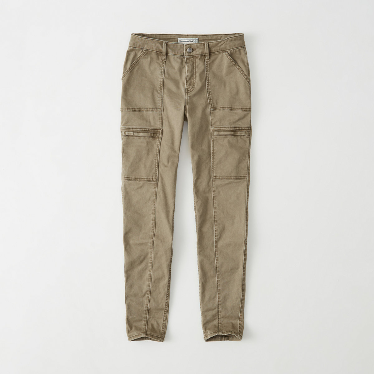 Military Super Skinny Jeans