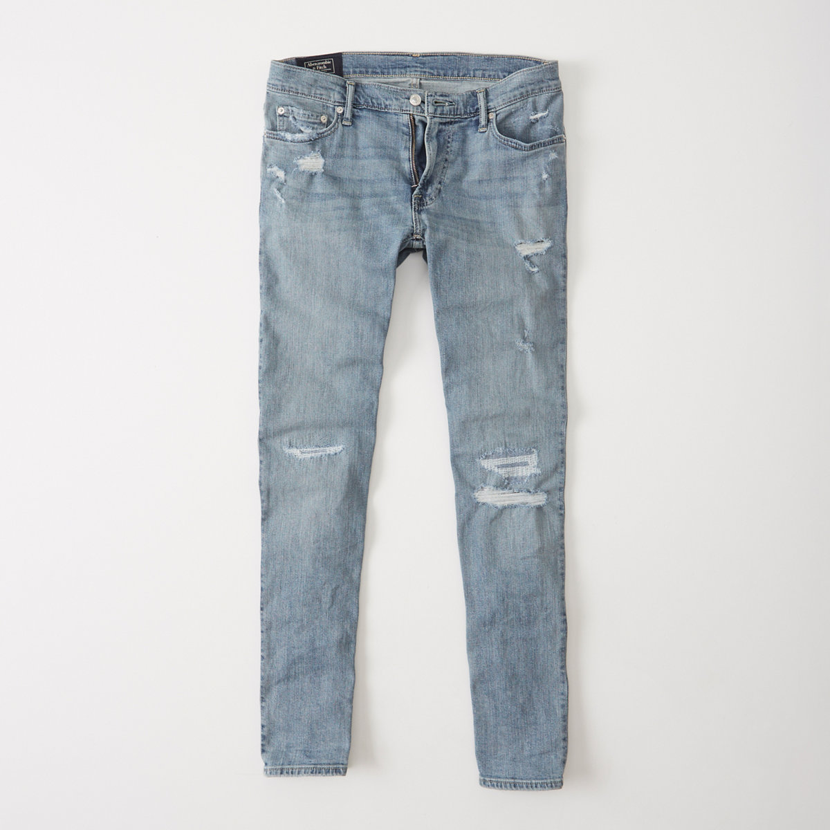 Ripped Slim Jeans
