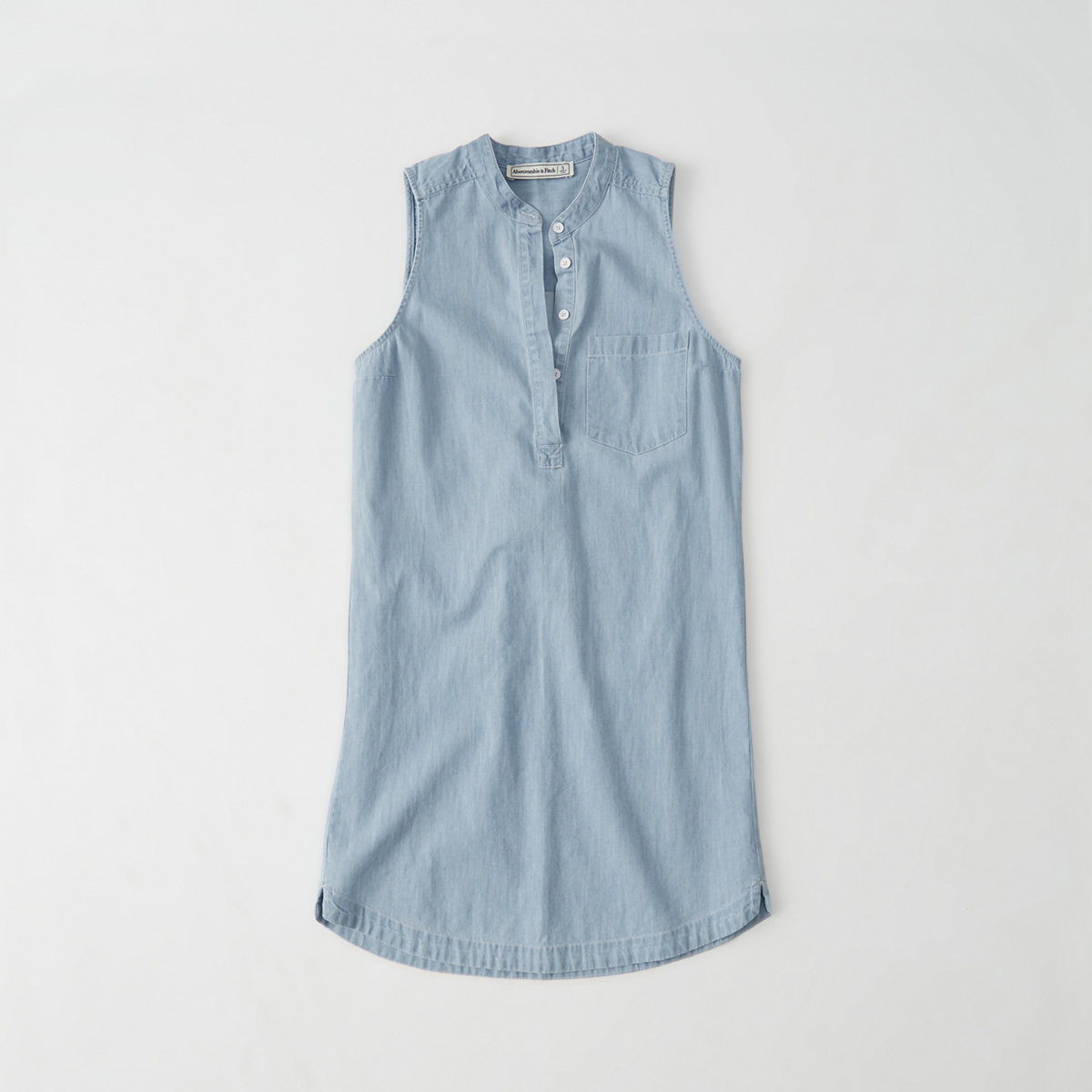 Mandarin Shirtdress