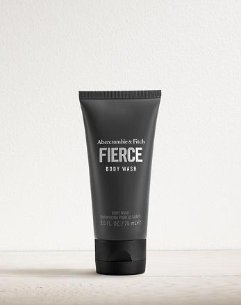 ANF Fierce Travel Body Wash