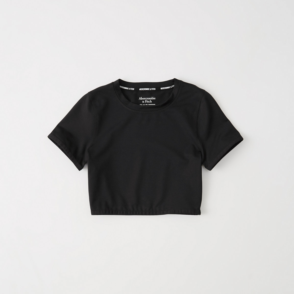 Active Cropped Tee