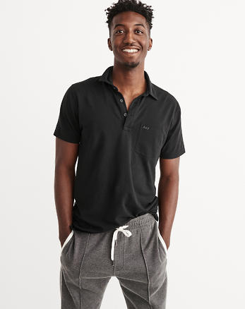 ANF Pocket Polo