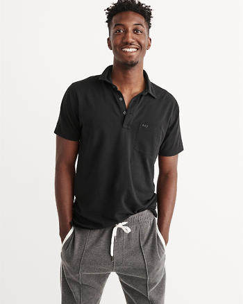 ANF Pocket Polo