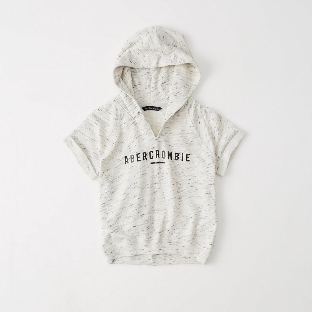 Active Short Sleeve Hoodie