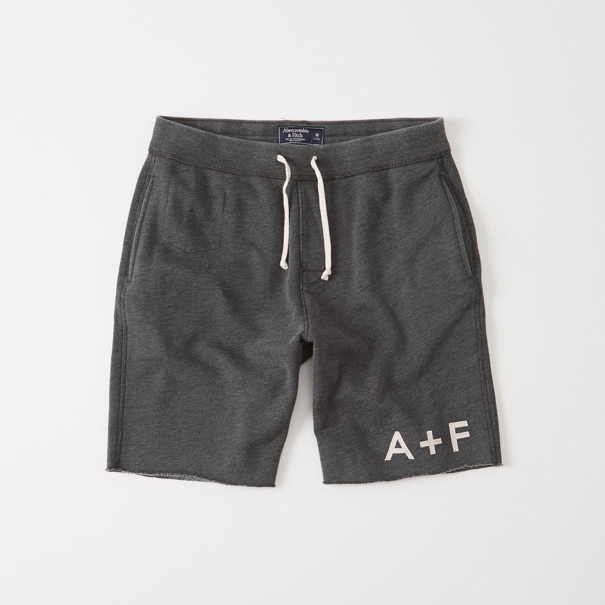 Burnout Fleece Shorts